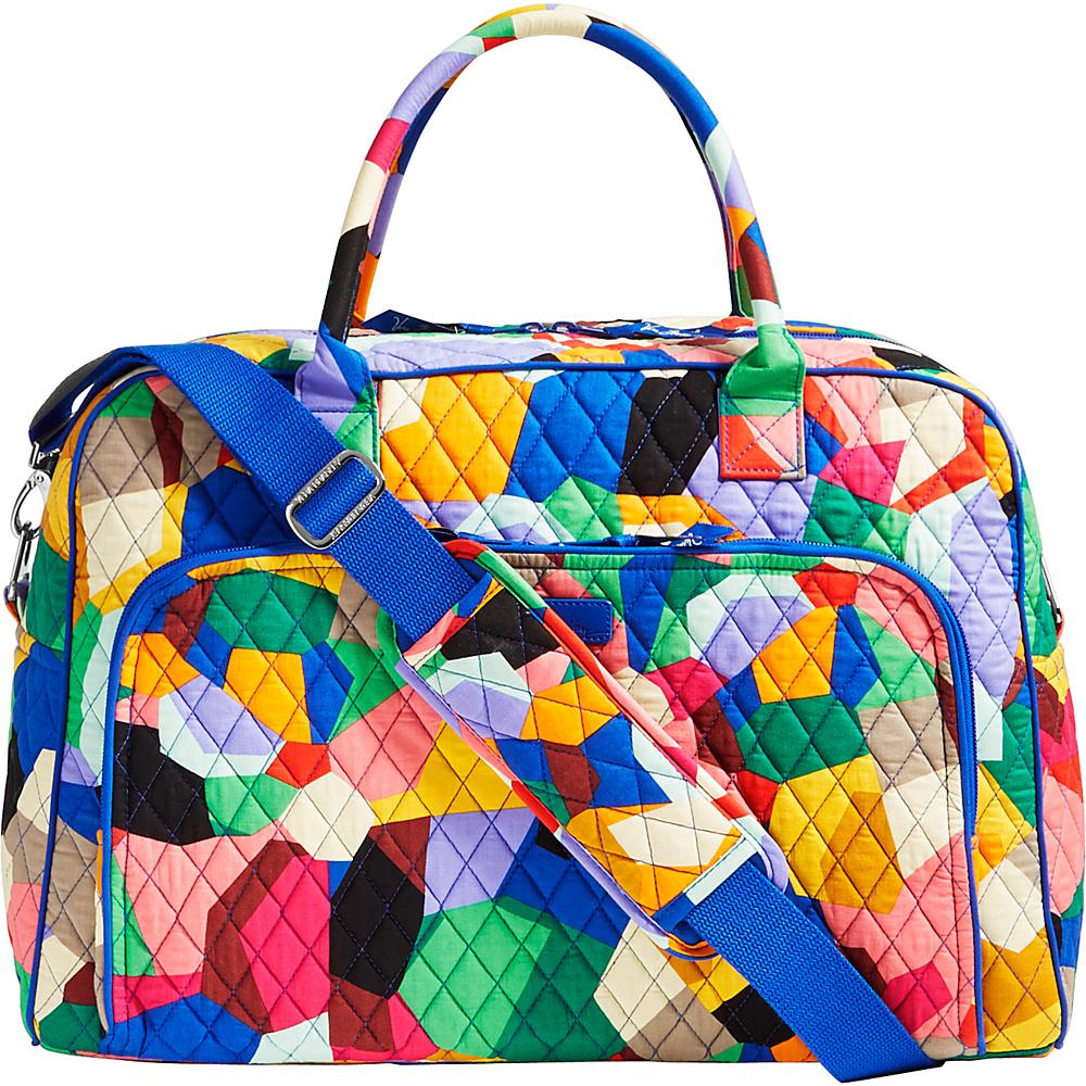 Vera Bradley Weekender Pop Art - Vera Bradley Luggage Totes and Satchels