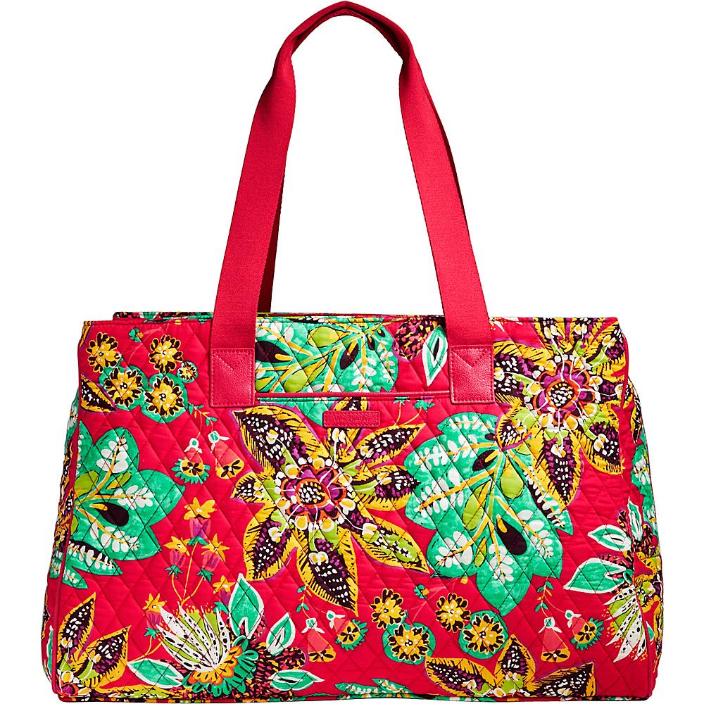 Vera Bradley Triple Compartment Travel Bag Rumba - Vera Bradley Fabric Handbags - Handbags, Fabric Handbags