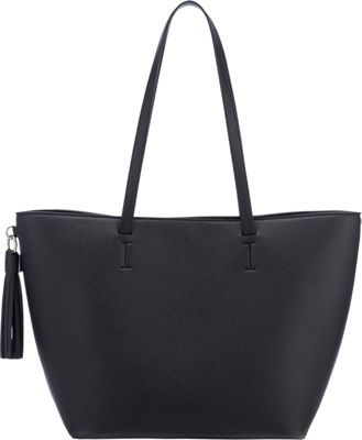 Chic Buds Totel Power Black - Chic Buds Manmade Handbags