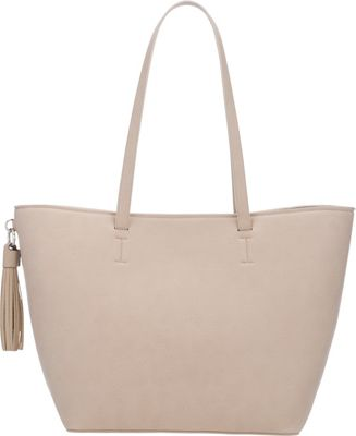 Chic Buds Chic Buds Totel Power Taupe - Chic Buds Manmade Handbags