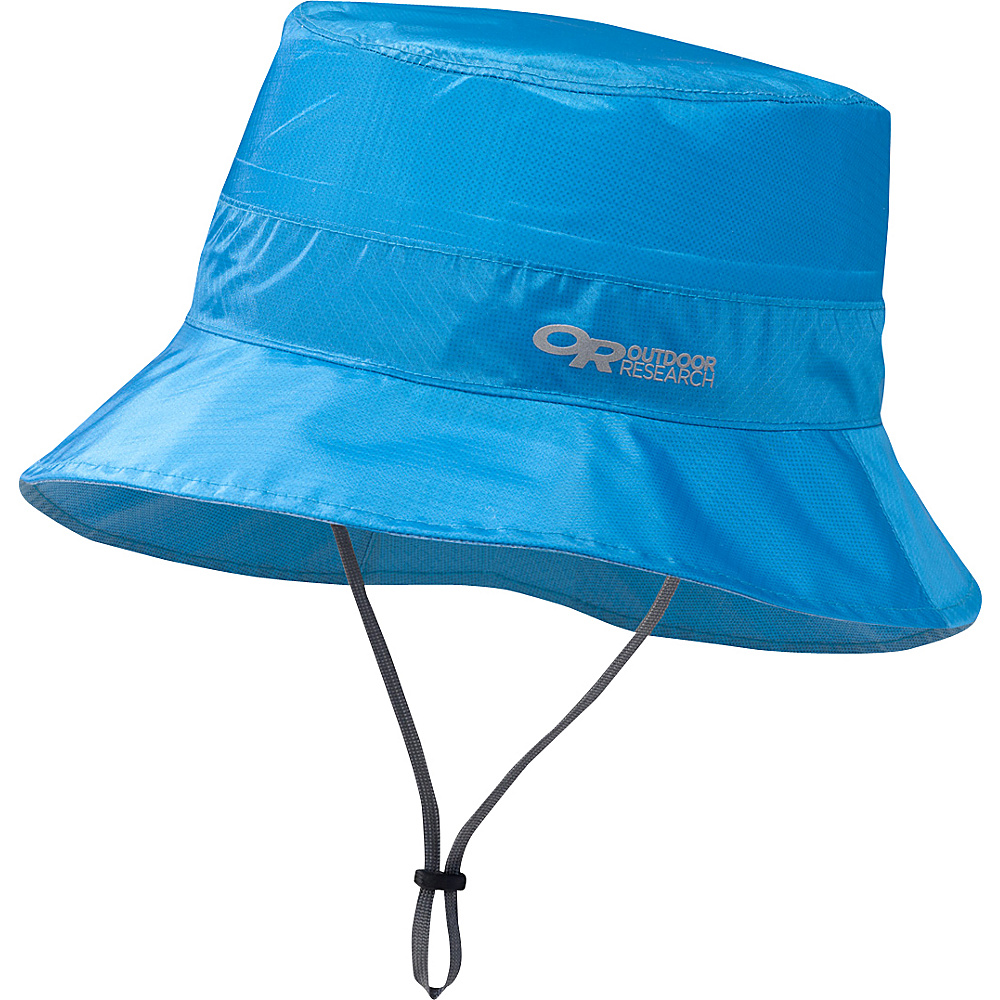 Outdoor Research Helium Rain Bucket S/M - Hydro - Outdoor Research Hats/Gloves/Scarves - Fashion Accessories, Hats/Gloves/Scarves