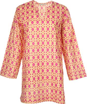 Needham Lane Piccadilly Tunic M - Pink - Needham Lane Women's Apparel