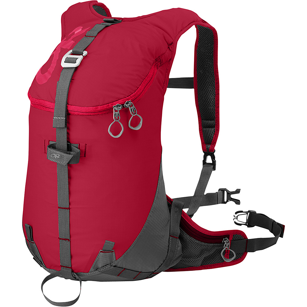 Outdoor Research Levitator Pack Redwood â One Size - Outdoor Research Day Hiking Backpacks