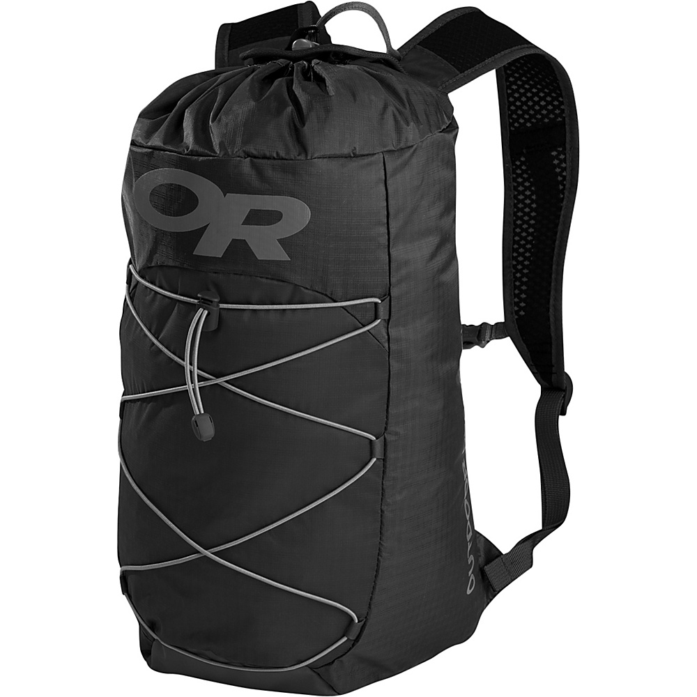 Outdoor Research Isolation Pack Black – One Size - Outdoor Research Day Hiking Backpacks - Outdoor, Day Hiking Backpacks