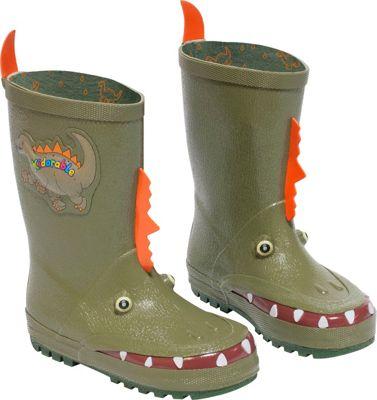 Kidorable Dinosaur Rain Boots 11
