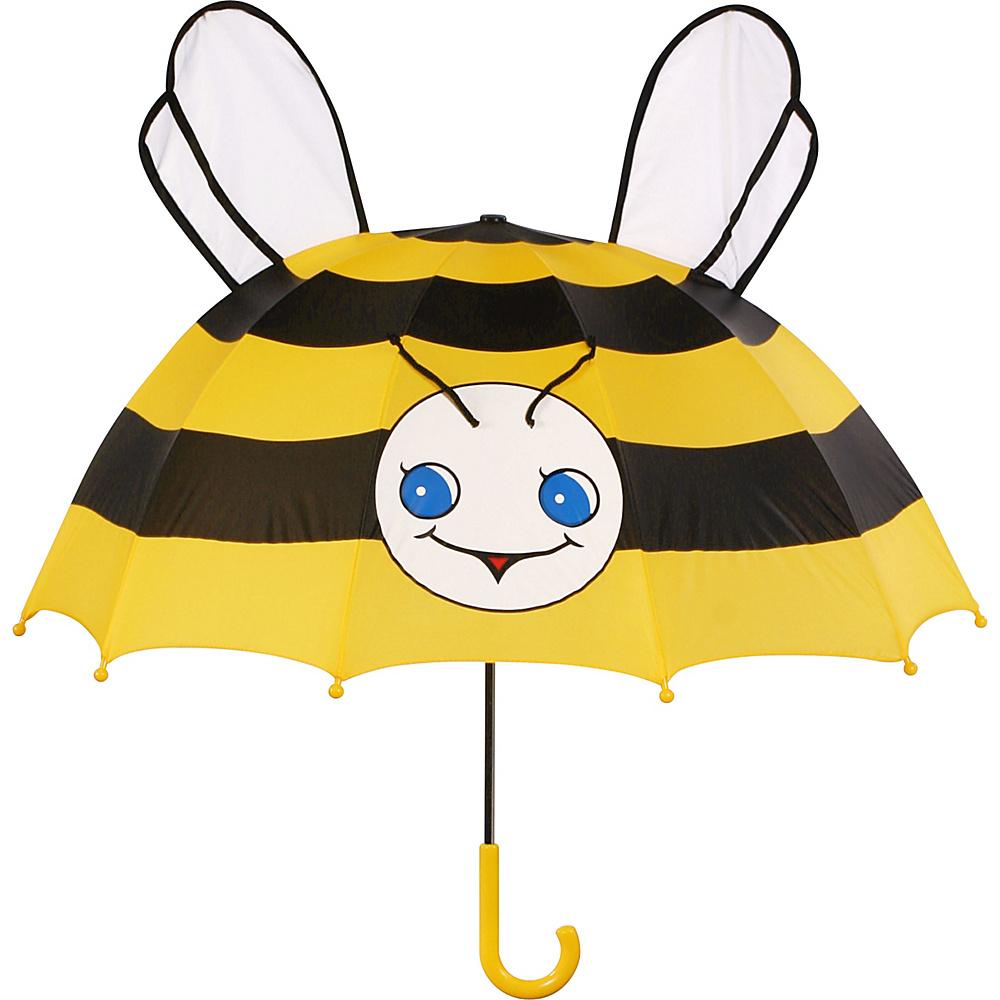 Kidorable Bee Umbrella Yellow - Kidorable Umbrellas and Rain Gear - Travel Accessories, Umbrellas and Rain Gear