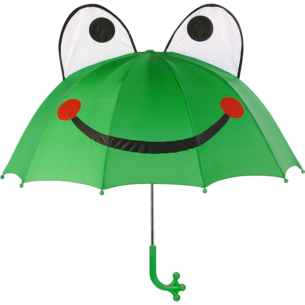 Kidorable Adult Frog Umbrella Green - Kidorable Umbrellas and Rain Gear - Fashion Accessories, Umbrellas and Rain Gear