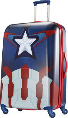 American Tourister Marvel Spinner 28 Captain America - American Tourister Kids' Luggage