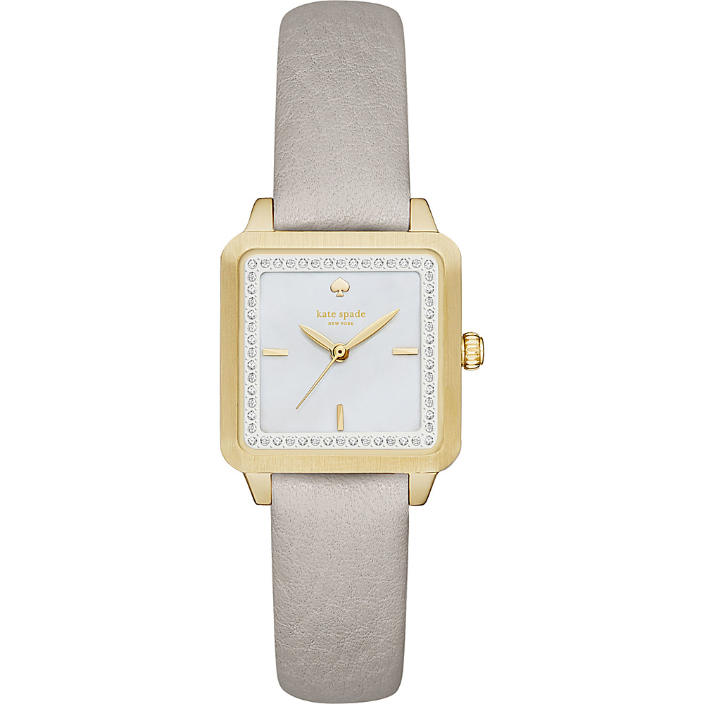 kate spade watches Washington Square Watch Grey kate spade watches Watches