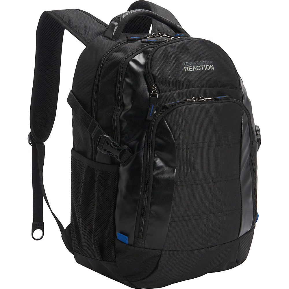 Kenneth Cole Reaction Moving Pack-Wards Computer Backpack (Black)