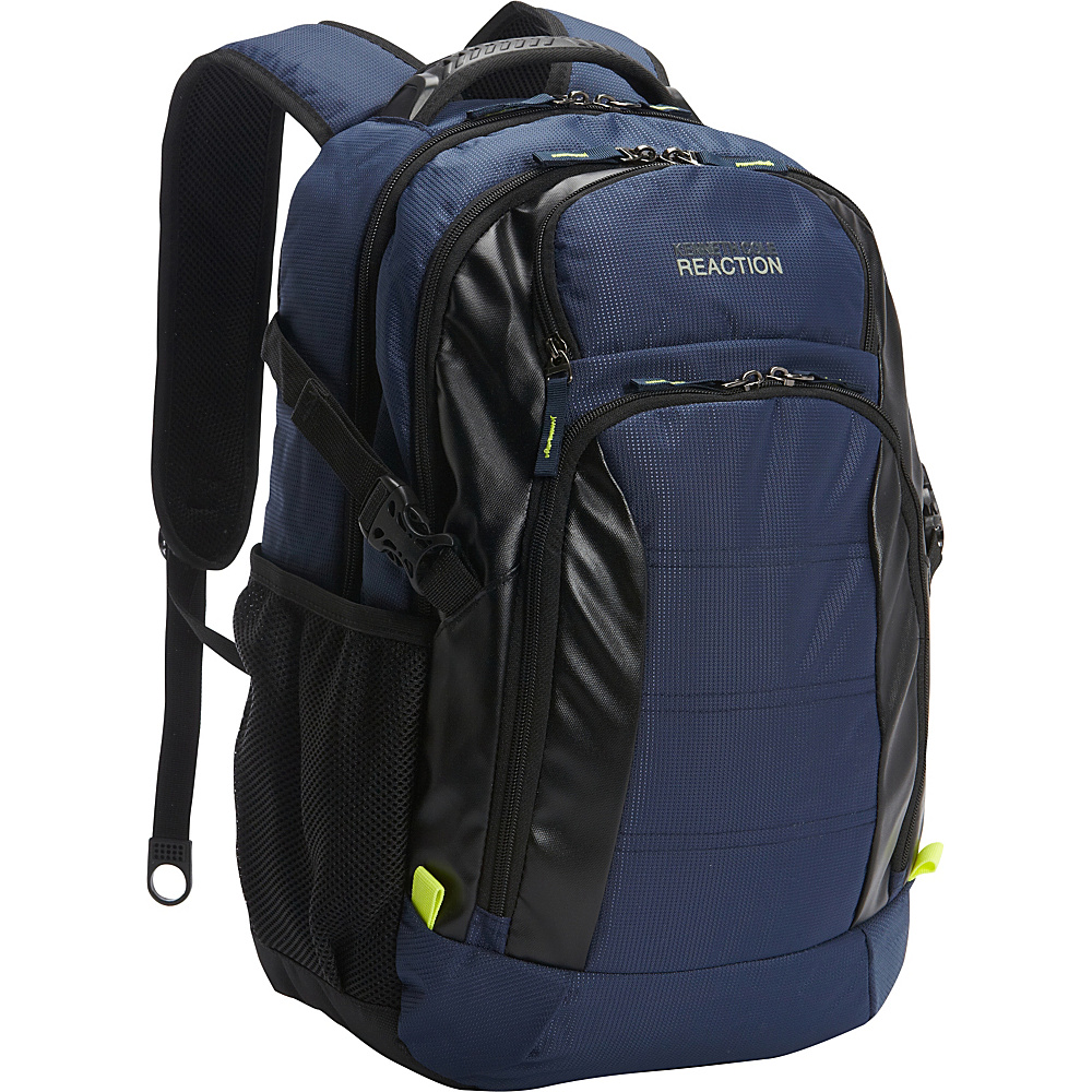 Kenneth Cole Reaction Moving Pack Wards Computer Backpack Navy Kenneth Cole Reaction Business Laptop Backpacks