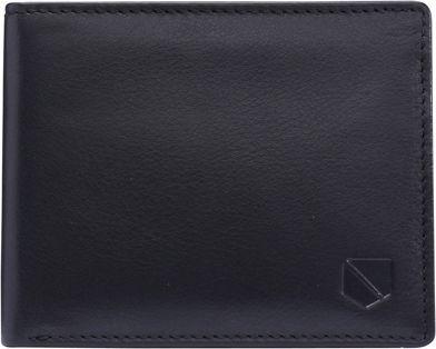 Silent Pocket V2 RFID Secure Bi-Fold Wallet Black - Silent Pocket Travel Wallets