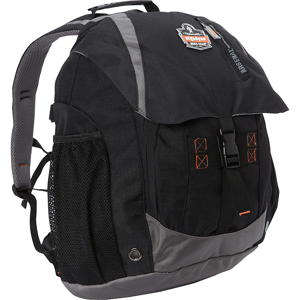 Ergodyne GB5143 General Duty Laptop Backpack Black Ergodyne Business Laptop Backpacks