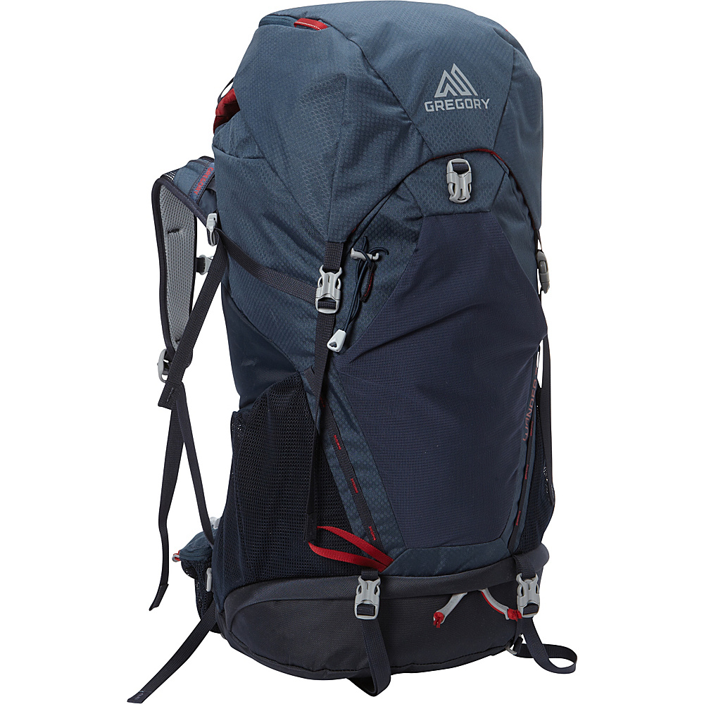 Gregory Wander 38 Backpack Navy Blue Gregory Day Hiking Backpacks
