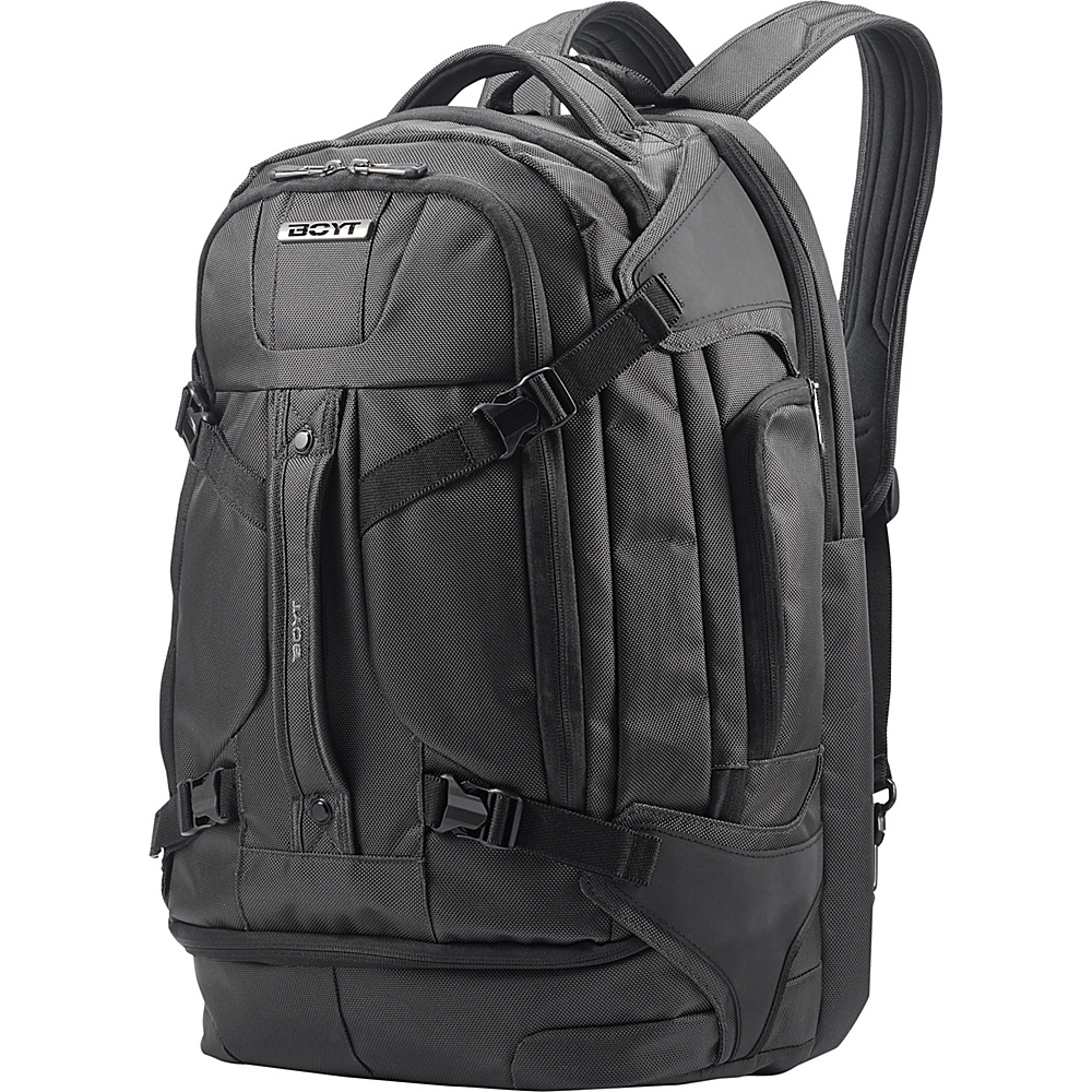 Boyt Edge Softside Backpack 21 Steel Grey - Boyt Business & Laptop Backpacks