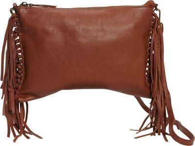 MOFE Kalon Crossbody Cognac Brown - MOFE Leather Handbags