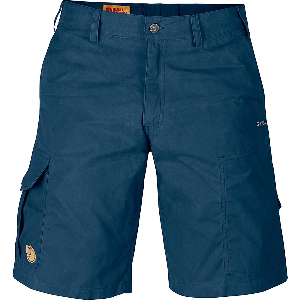 Fjallraven Karl Shorts 44 - Uncle Blue - Fjallraven Mens Apparel - Apparel & Footwear, Men's Apparel