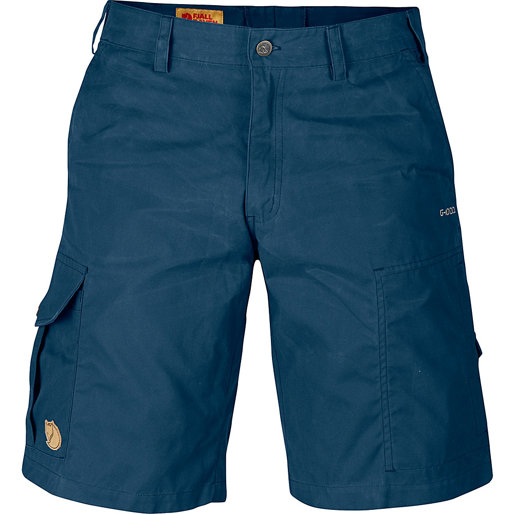 Fjallraven Karl Shorts 50 - Uncle Blue - Fjallraven Mens Apparel - Apparel & Footwear, Men's Apparel