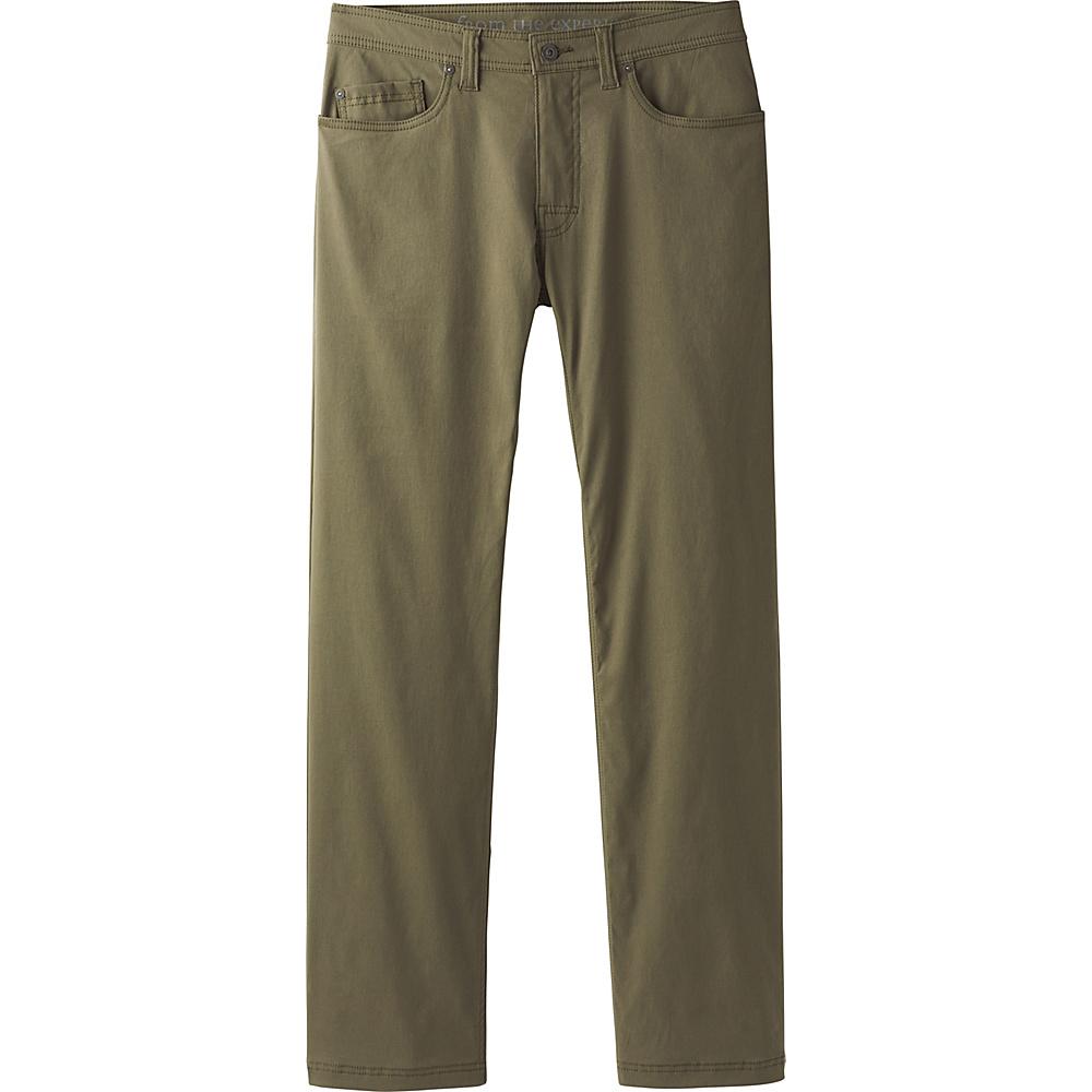 PrAna Brion Pants - 34 Inseam 33 - Charcoal - PrAna Mens Apparel - Apparel & Footwear, Men's Apparel