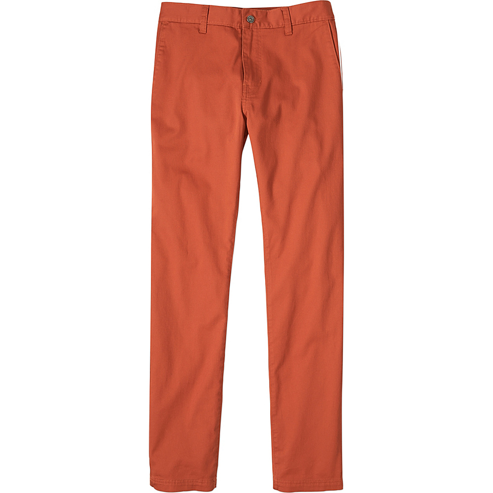 PrAna Table Rock Chinos 33 - Red Clay - PrAna Mens Apparel - Apparel & Footwear, Men's Apparel
