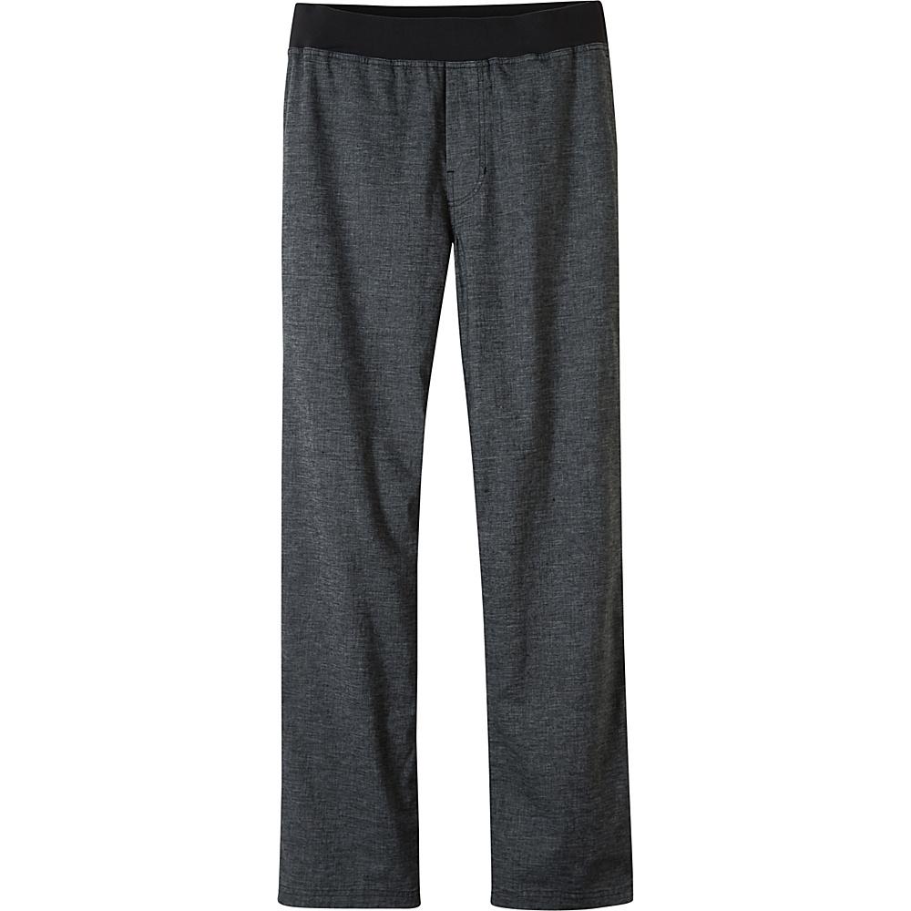 PrAna Vaha Pants - 34 Inseam L - Black - PrAna Mens Apparel - Apparel & Footwear, Men's Apparel