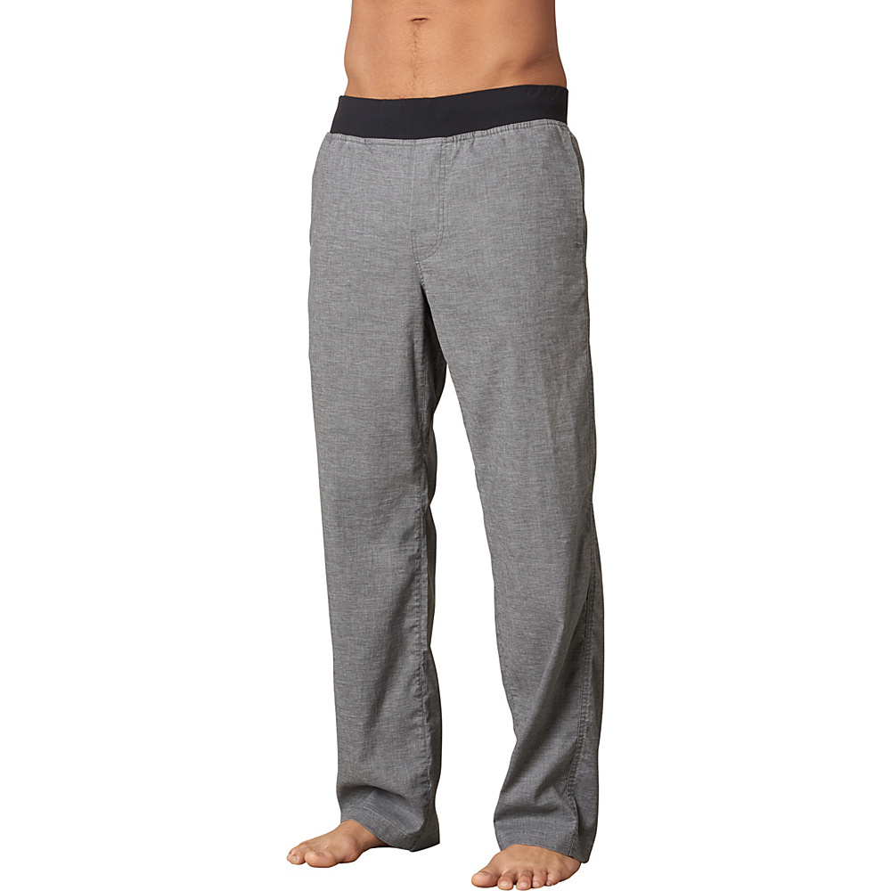 PrAna Vaha Pants - 34 Inseam 2XL - Gravel - PrAna Mens Apparel - Apparel & Footwear, Men's Apparel