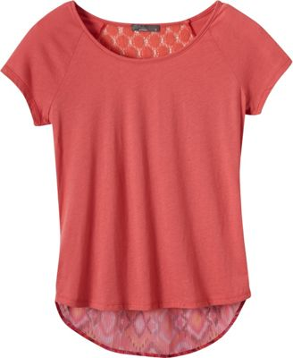 PrAna Dina Top XL - Red Slate - PrAna Women's Apparel