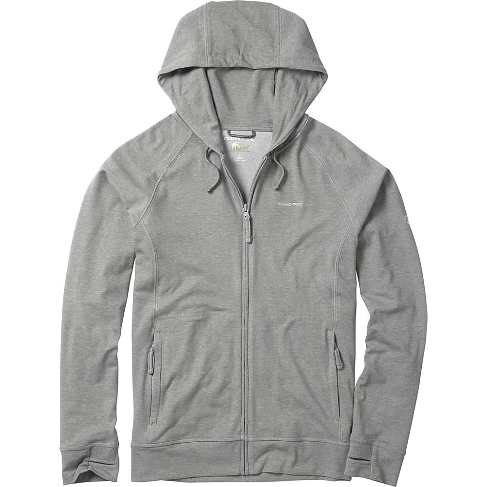 Craghoppers Nosilife Avila II Jacket S - Quarry Grey Marl - Craghoppers Mens Apparel - Apparel & Footwear, Men's Apparel