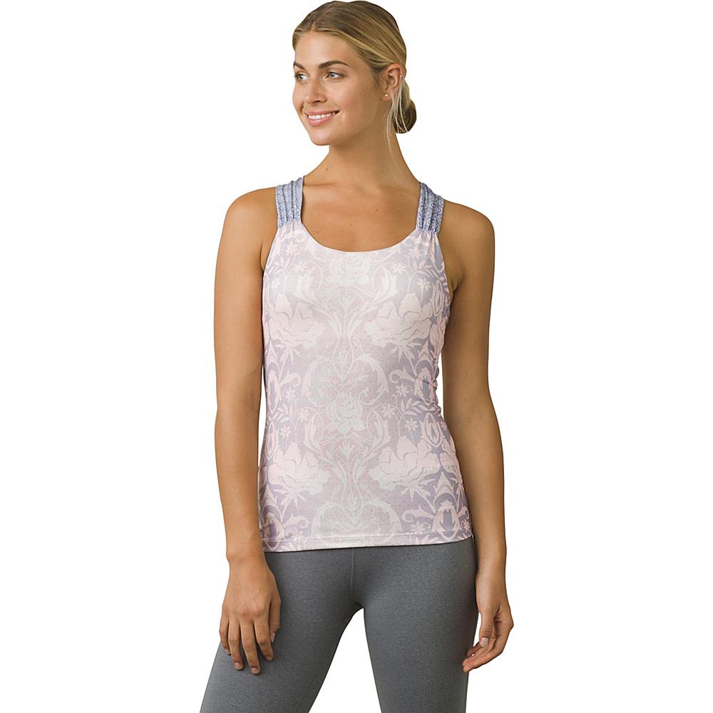 PrAna Phoebe Top XS - Winter Dreamer - PrAna Womens Apparel - Apparel & Footwear, Women's Apparel