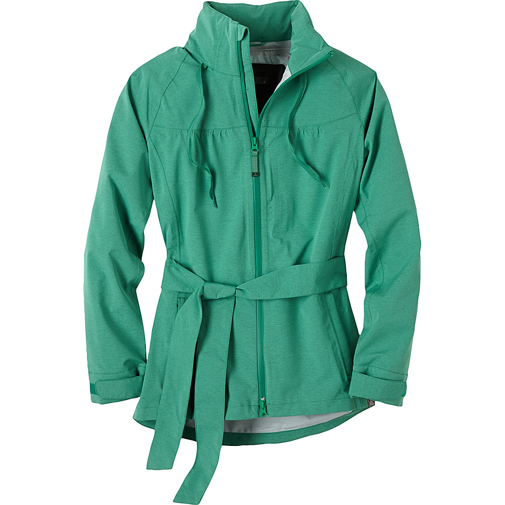 PrAna Eliza Jacket S - Dusty Pine - PrAna Womens Apparel - Apparel & Footwear, Women's Apparel