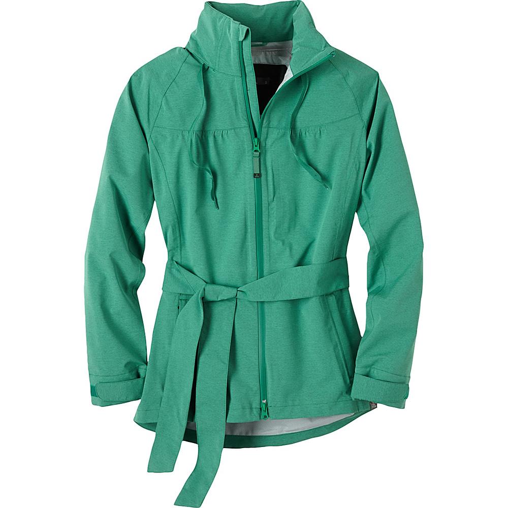 PrAna Eliza Jacket L - Dusty Pine - PrAna Womens Apparel - Apparel & Footwear, Women's Apparel