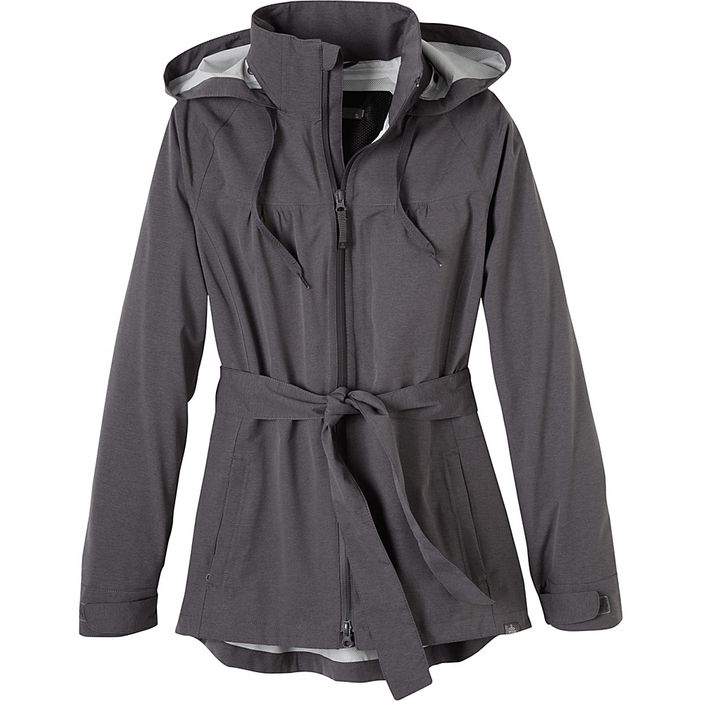 PrAna Eliza Jacket M - Coal - PrAna Womens Apparel - Apparel & Footwear, Women's Apparel