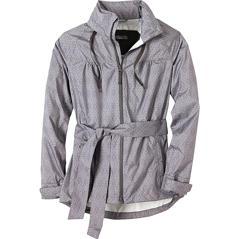 PrAna Eliza Jacket S - Coal Misty - PrAna Womens Apparel - Apparel & Footwear, Women's Apparel