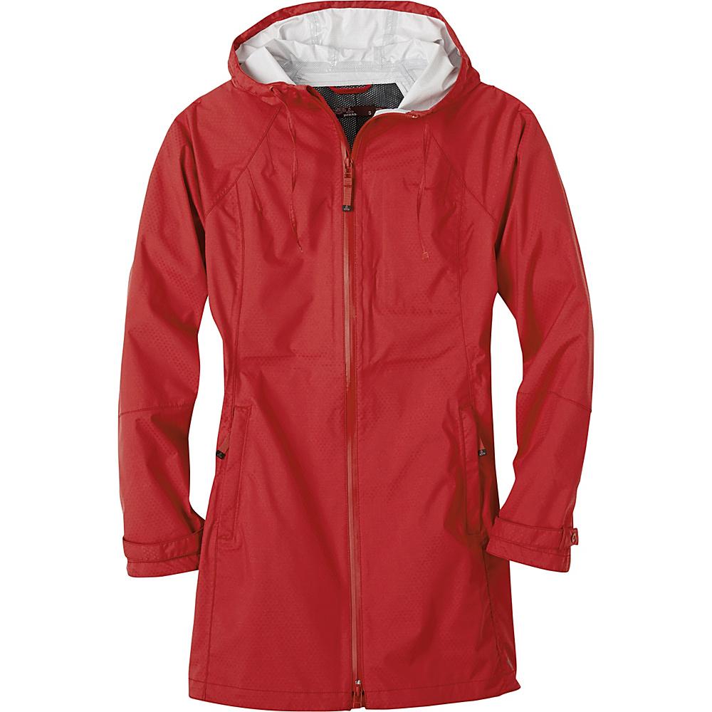 PrAna Kylie Jacket XS - Sunwashed Red - PrAna Womens Apparel - Apparel & Footwear, Women's Apparel