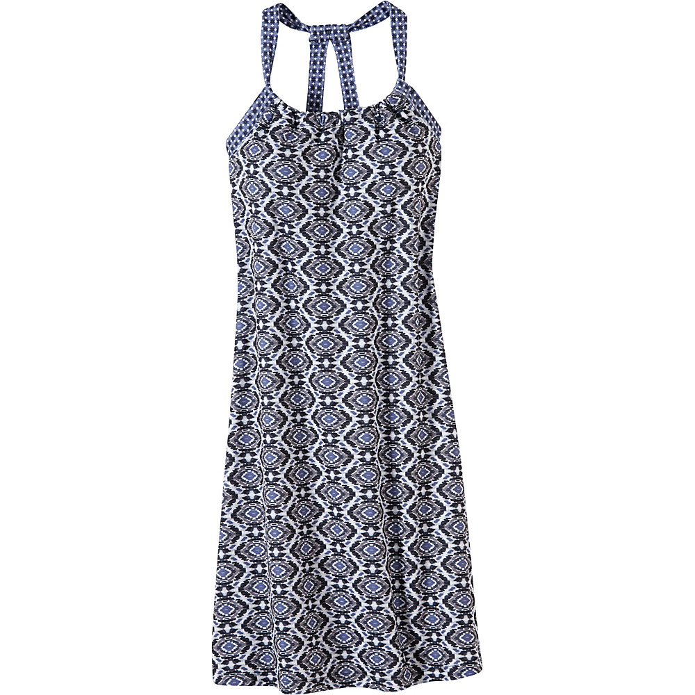 PrAna Quinn Dress XS - Gravel Guava - PrAna Womens Apparel - Apparel & Footwear, Women's Apparel