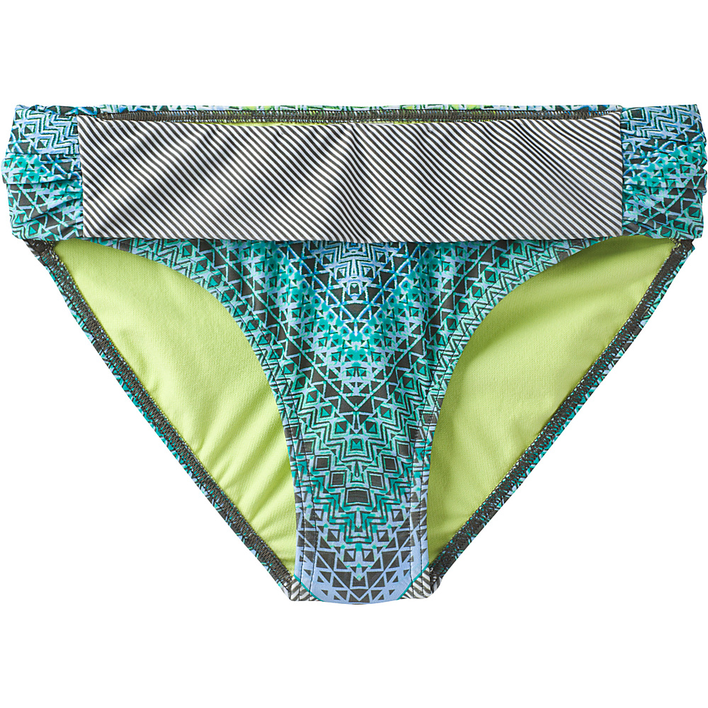 PrAna Sirra Bottoms S - Emerald Riviera - PrAna Womens Apparel - Apparel & Footwear, Women's Apparel