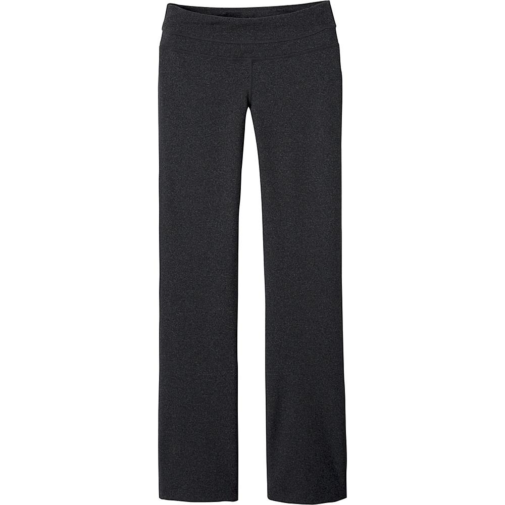 PrAna Audrey Pants - Short Inseam M - Charcoal Heather - PrAna Womens Apparel - Apparel & Footwear, Women's Apparel