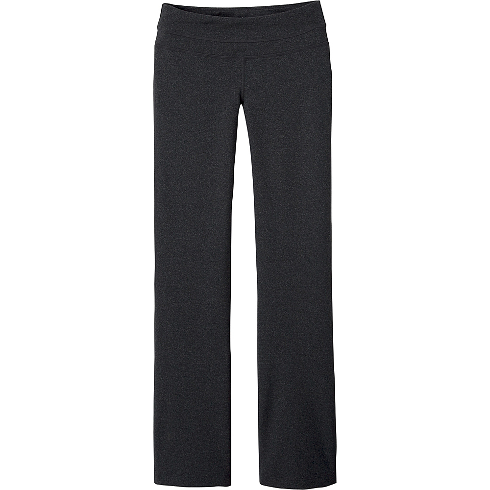 PrAna Audrey Pants - Short Inseam L - Charcoal Heather - PrAna Womens Apparel - Apparel & Footwear, Women's Apparel