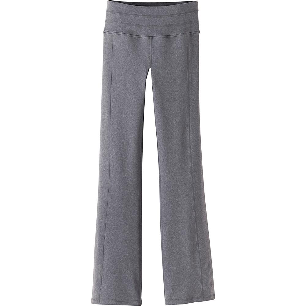 PrAna Contour Pants - Regular Inseam S - Heather Grey - PrAna Womens Apparel - Apparel & Footwear, Women's Apparel