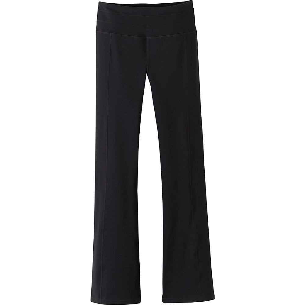 PrAna Contour Pants - Regular Inseam XS - Black - PrAna Womens Apparel - Apparel & Footwear, Women's Apparel
