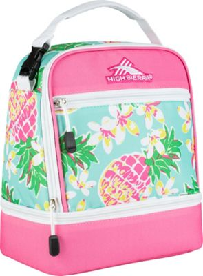 High Sierra Stacked Compartment Lunch Bag 22 Colors Travel Cooler New Ebay