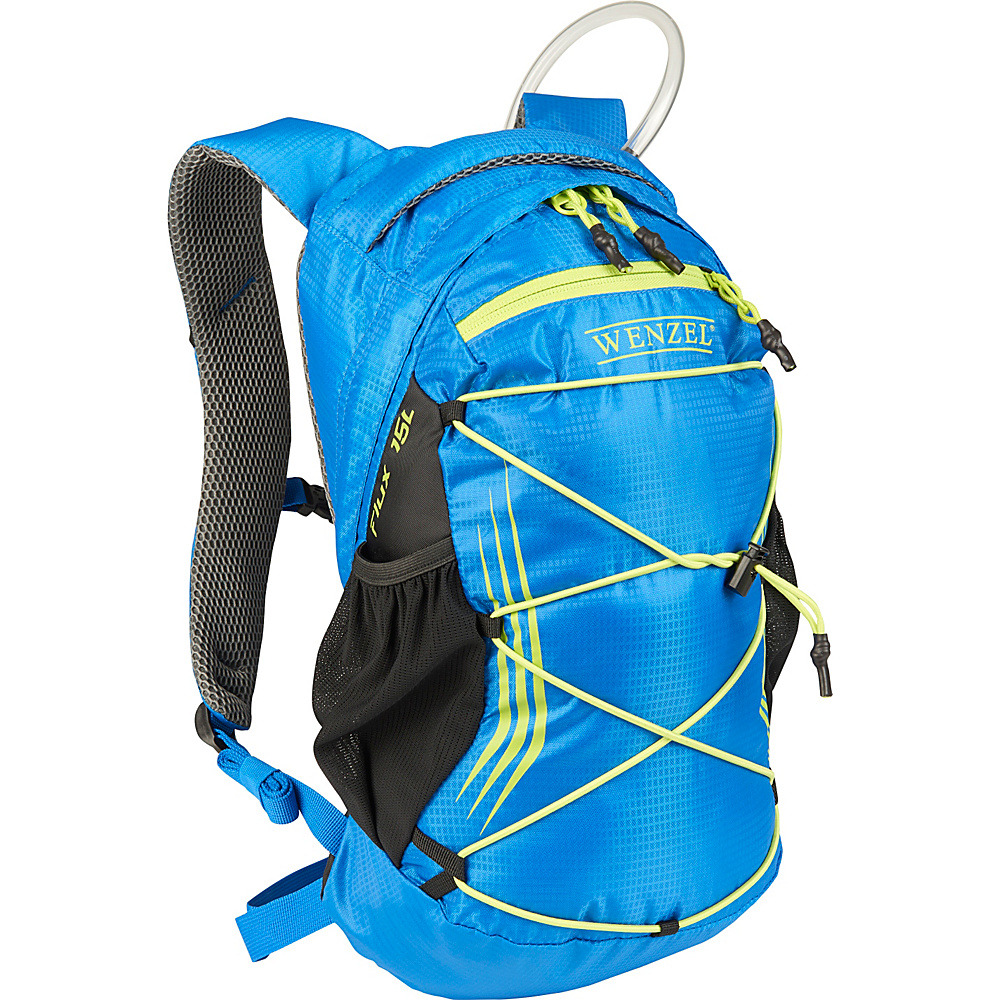 how to drink from hydration pack