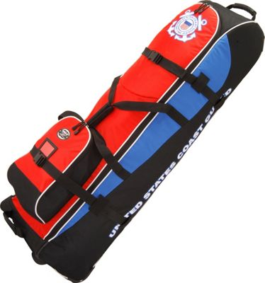 Hot-Z Golf Bags Travel Cover Coast Guard - Hot-Z Golf Bags Golf Bags