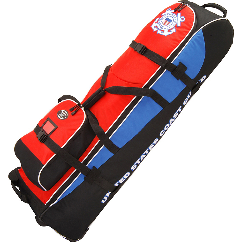 Hot Z Golf Bags Travel Cover Coast Guard Hot Z Golf Bags Golf Bags
