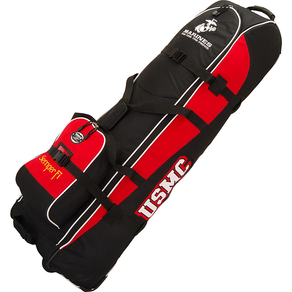 Hot-Z Golf Bags Travel Cover Marines - Hot-Z Golf Bags Golf Bags