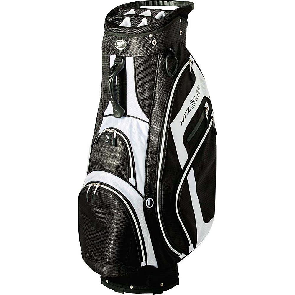 Hot-Z Golf Bags 3.5 Cart Bag Black - Hot-Z Golf Bags Golf Bags