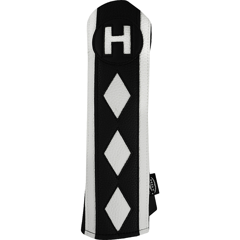 Hot Z Golf Bags H Hyrbid Wood Headcover Black Hot Z Golf Bags Sports Accessories