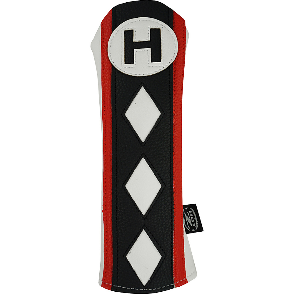 Hot Z Golf Bags H Hyrbid Wood Headcover Red Hot Z Golf Bags Sports Accessories