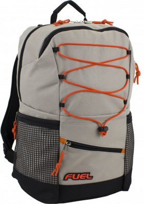 Fuel Fuel Pulse Backpack Khaki - Fuel Everyday Backpacks