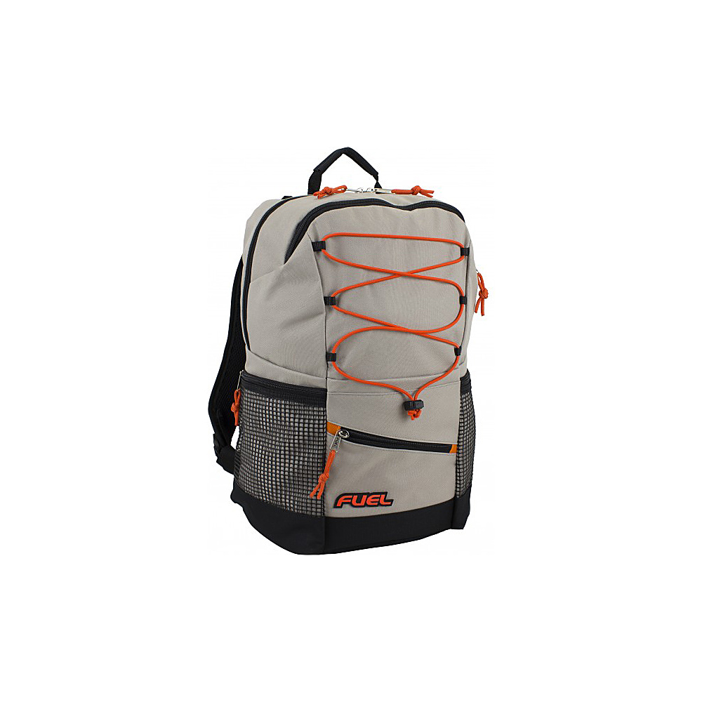 Fuel Pulse Backpack Khaki Fuel Everyday Backpacks